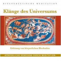"""Meditations-CD """"Klänge des Universums"""""""