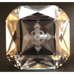 Schutzkristall der vier Elemente