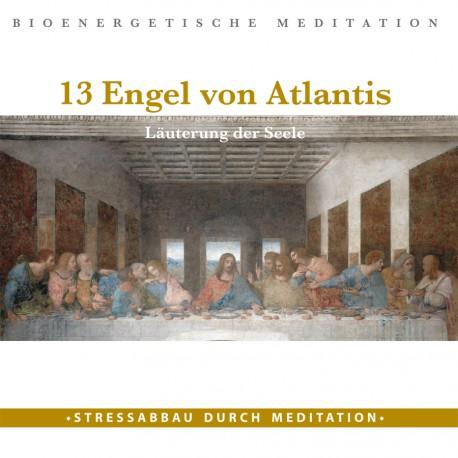 """Meditations-CD """"13 Engel von Atlantis"""""""