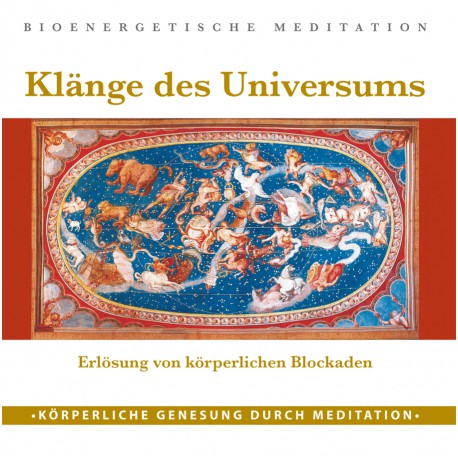 "Meditations-CD ""Klänge des Universums"""