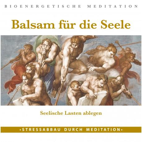 "Meditations-CD ""Balsam für die Seele"""