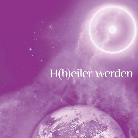 """Broschüre """"H(h)eiler werden"""" (Farbe: violett)"""